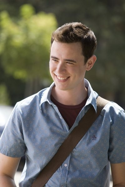 Another hot Colin Hanks shot, this time from The House Bunny