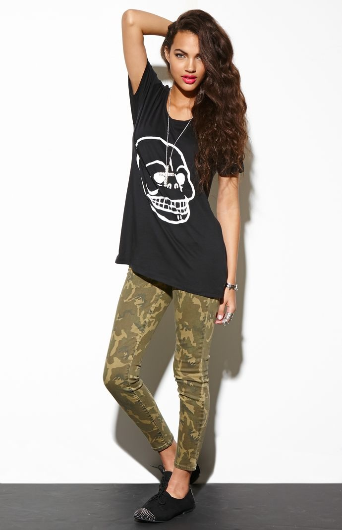Pacsun Clothing Winter Cheap Monday Easy Tee ...