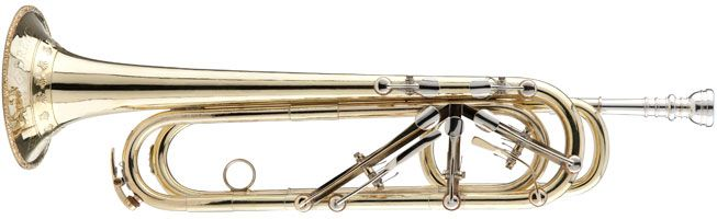 Keyed Trumpet During the late period of the naturaltrumpet there has been rised the wish for a chromatial playable trumpet.There have been different trials, like soprano-trombone, English slide trumpet and trials with holes and keys added to the naturaltrumpet. The … Continue reading →