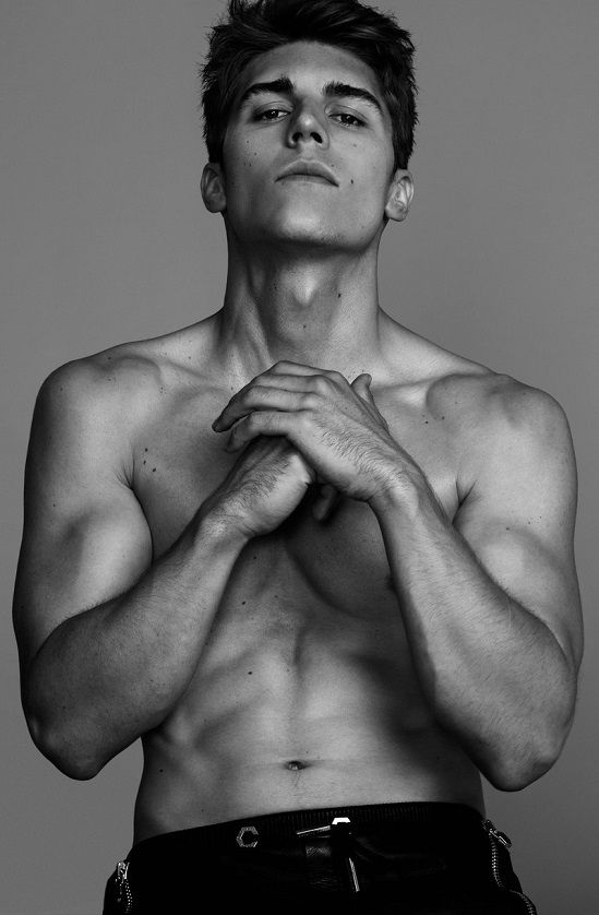 VJBrendan.com: Nolan Funk - Just Jared Spotlight Photo Shoot