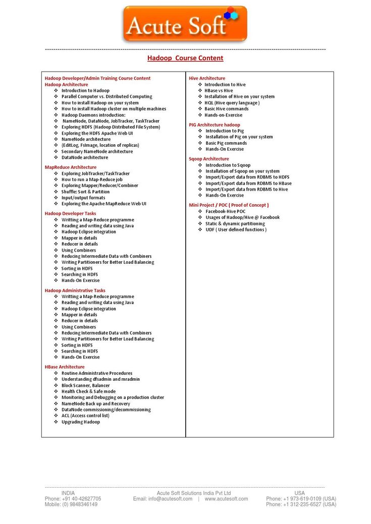 The 25+ best Pig hadoop ideas on Pinterest Hadoop apache, Apache - hadoop developer resume