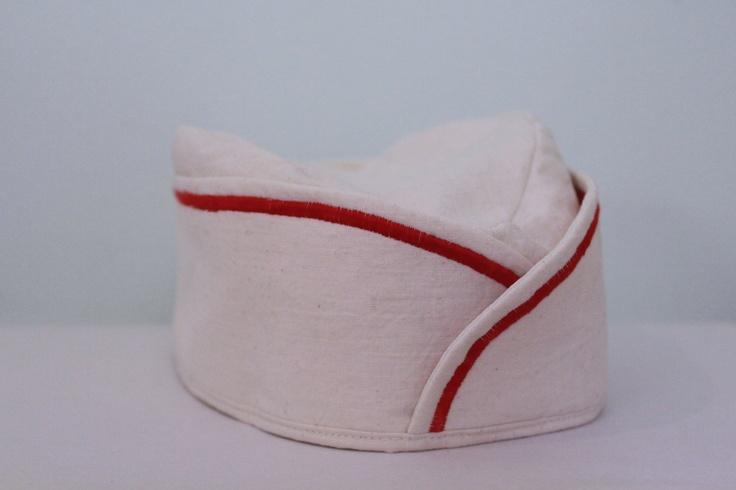 Cotton Soda Jerk Hat 32 00 Ice Cream Social Pinterest