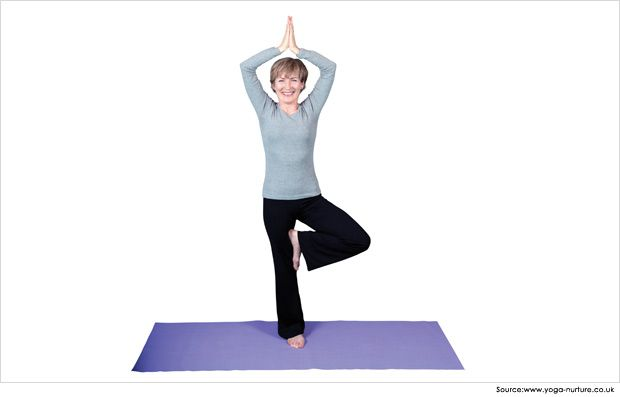 17 best images about yoga for seniors baby boomers on for Floor yoga poses for seniors