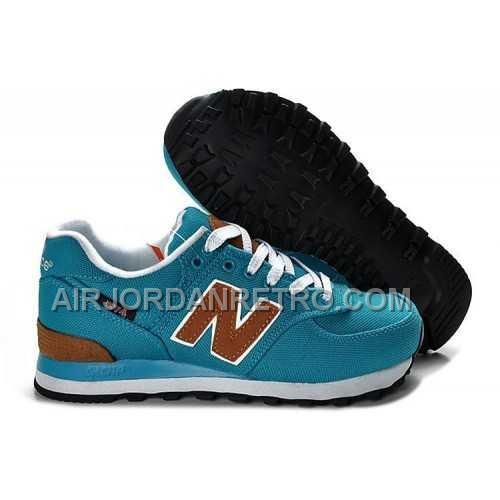 http://www.airjordanretro.com/hot-new-balance-574-womens-blue-brown.html HOT NEW BALANCE 574 WOMENS BLUE BROWN Only $74.00 , Free Shipping!