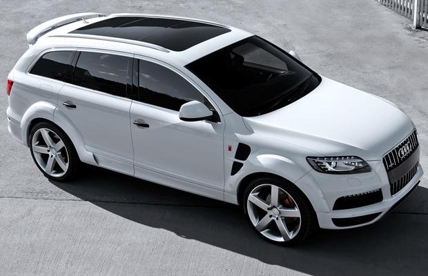 A. Kahn Design Twists Up the Audi Q7 Quattro S-Line Wide Track