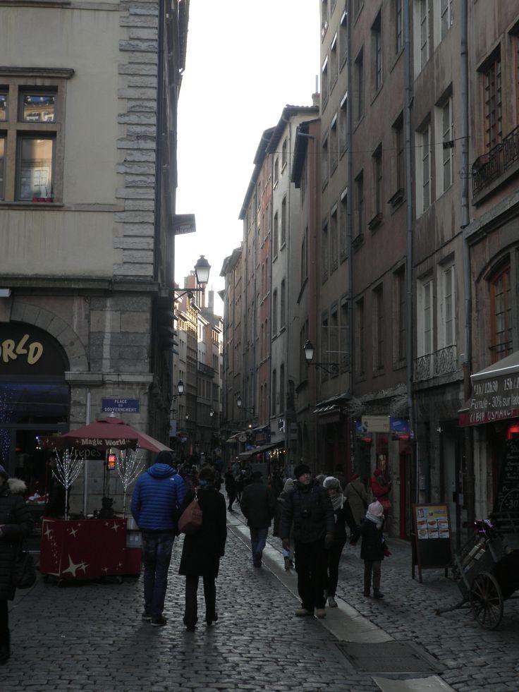 Rue St. Jean