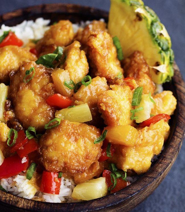 J'aime beaucoup les recettes qui sont préparées avec des fruits, c'est juste beaucoup trop bon et rafraîchissant! C'est une idée de repas parfaite pour toute la famille.