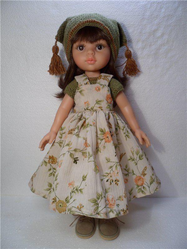 Комплект для Люси - любимой Паолочки / Paola Reina, Antonio Juan и другие испанские куклы / Бэйбики. Куклы фото. Одежда для кукол