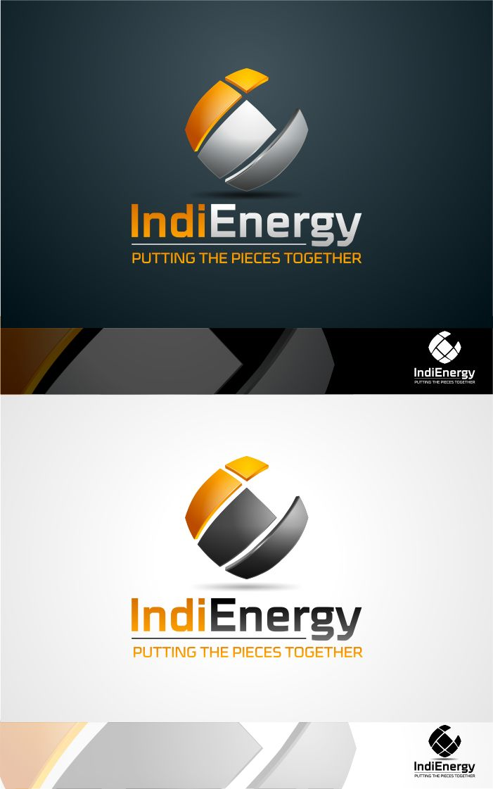 logo design for indienergy