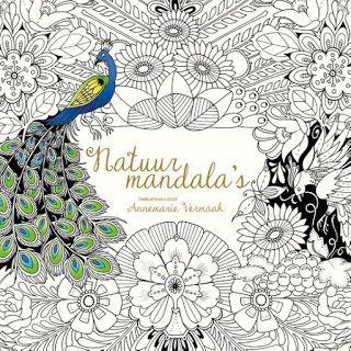 PerfectSweetColors: Natuur Mandala,s - Annemarie Vermaak