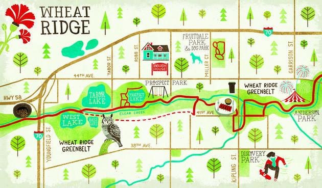 A 5280 Guide to the Wheat Ridge Greenbelt | 5280