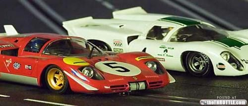 Slot cars are for the kid in you (22 Photos)