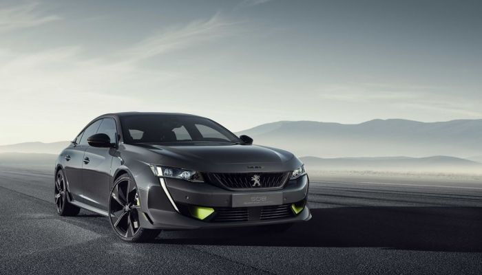 Peugeot Sport Inside Peugeot S Gt And Gti Lines Already Provide Top Performance Levels As Will The Hybrid Andhybrid4 In The N Peugeot 508 Peugeot Sports Sedan