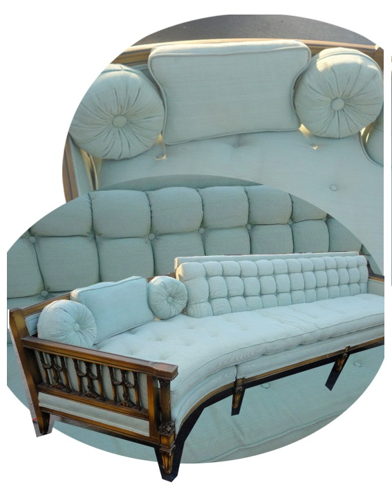 Icon baby hollywood regency hollywood regency for Couch 0 interest
