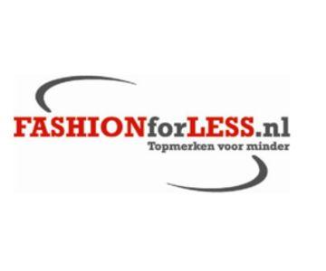 Bestel nu je kleding via Fashionforless.nl en krijg 5% korting met de kortingscode.