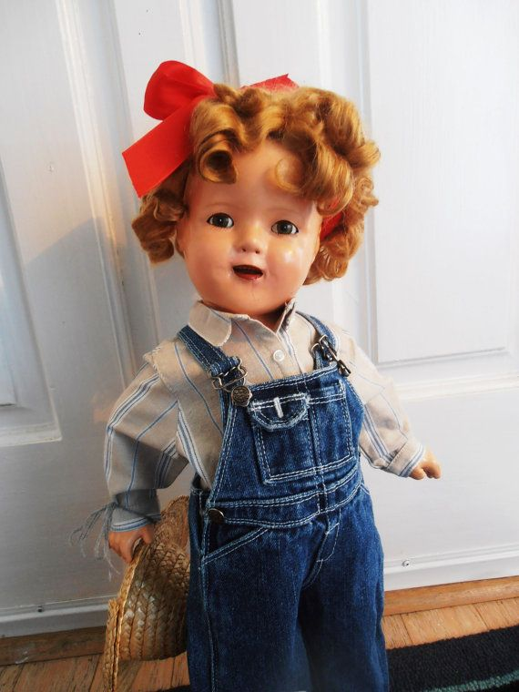 Shirley temple dolls vintage