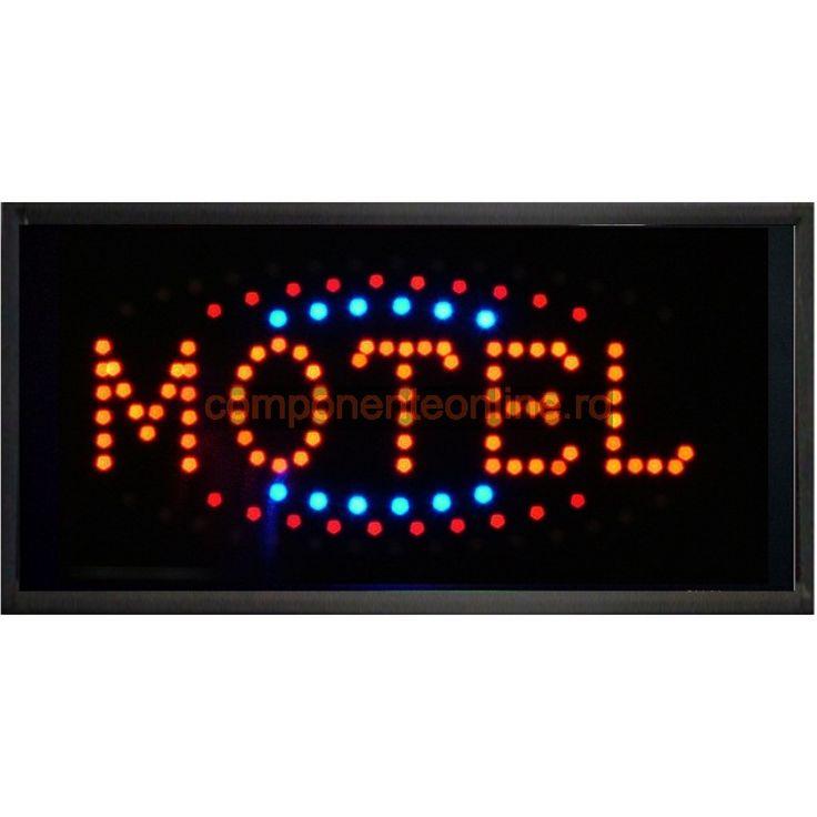 Afisaj cu LED-uri, afisaj Motel - 113632