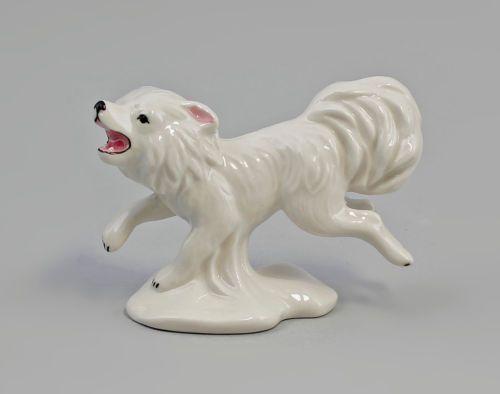 Porzellan-Figur-Spitz-Hund-Ens-Thueringen-9941822