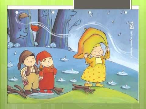 Verhaal thema herfst : Herfst vol kleuren
