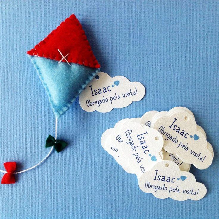 Tag para Maternidade | Cereja Design