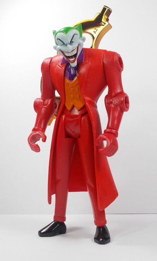 Batman Brave & Bold - The Joker Action Toy Figure - DC Comics (1)