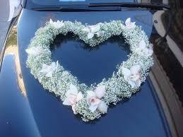 Image result for στολισμοι αυτοκινητου γαμου