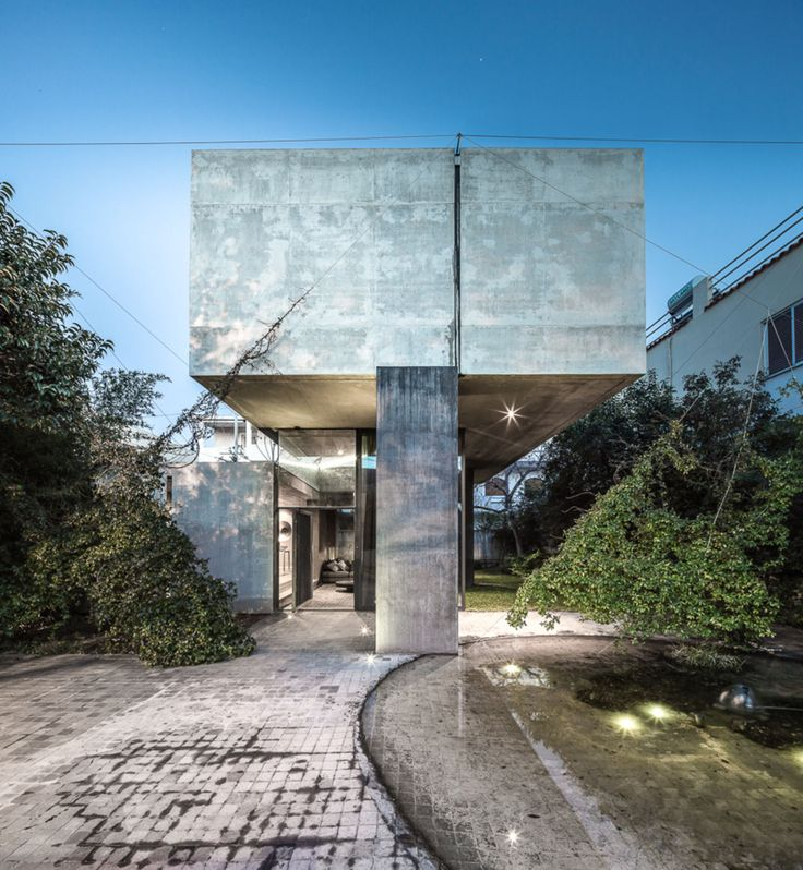 Tense Architecture Network, Filippo Poli · Residence in Kifissia