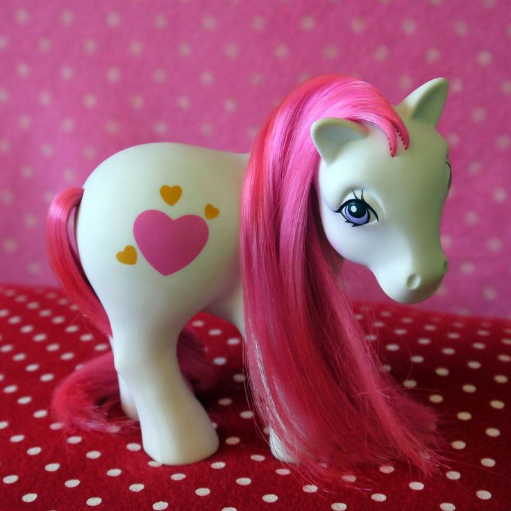 My Little Pony G1 Sweetheart