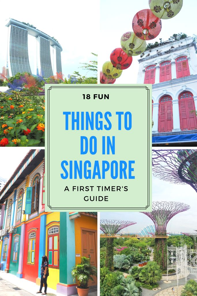 There are a lof of fun things to do in Singapore. #singapoe #asia #travel