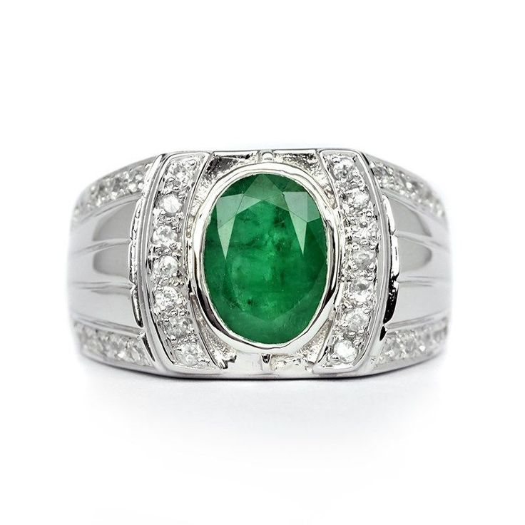 1000 ideas about Mens Emerald Rings on Pinterest