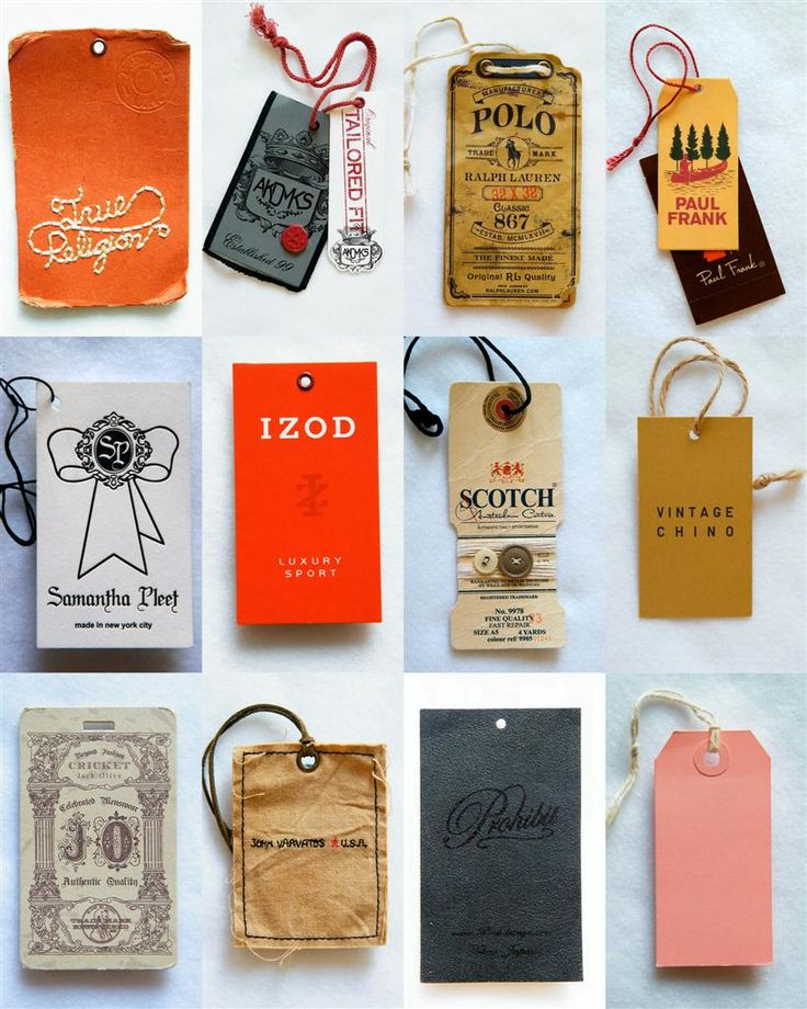 Swing Tag Collection- www.missmoss.co.za <<< I WANT THOSE TAGS!!!!!!!!!!>>>