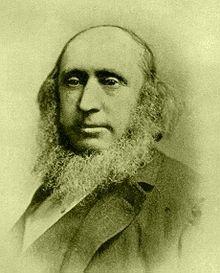 R. D. Blackmore - 1825–1900 Author of Lorna Doone.