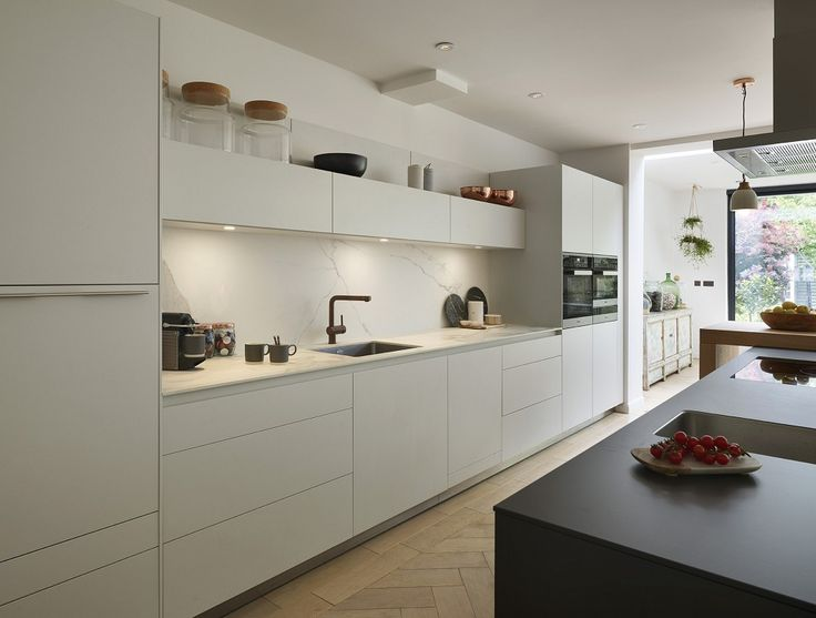 Kitchen Architecture - Home - Combined elegance%categories%Kitchen|Contemporary|Modern|Window