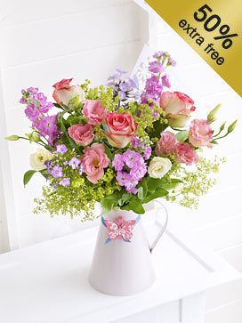 Flowers from tesco