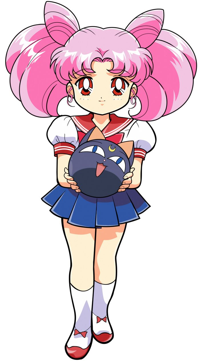 Chibi sailor moon xxx remarkable, rather