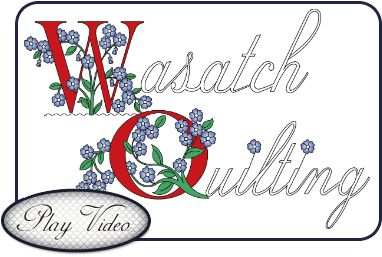 Wasatch Digital Quilting Designs : 1000+ images about Quilting: Free Motion Quilting Tutorials on Pinterest Quilt designs ...