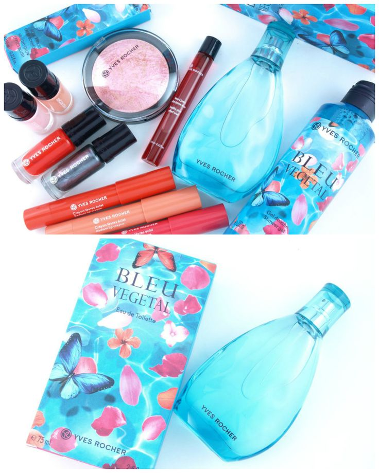 Yves Rocher Summer 2015 Collection