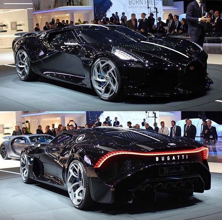 "SUPER CARS💲 on Instagram: ""The new Bugatti La Voiture Noire 🔥😍 – Can … #Cars"