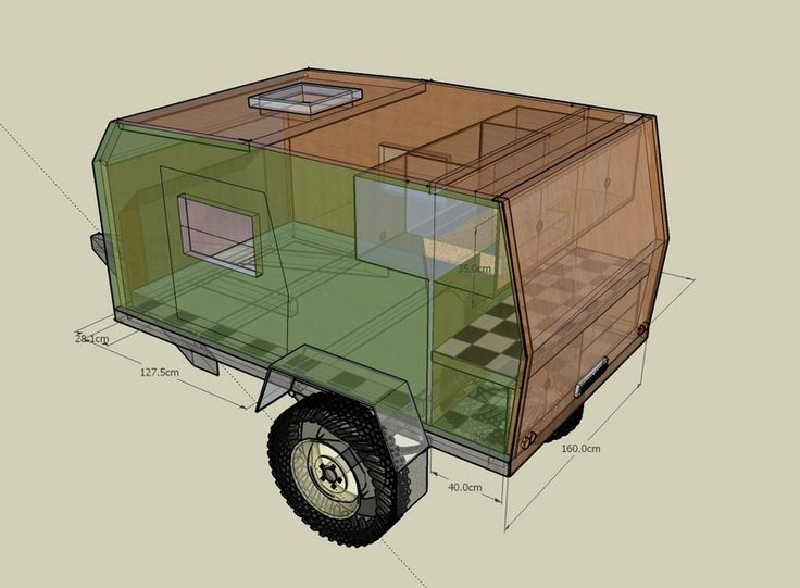 Beautiful 17 Images About Off Road Trailers On Pinterest  Teardrop