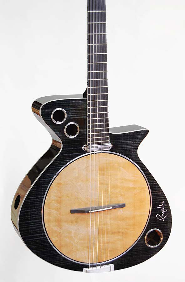 pagelli convertible guitar cool acoustic electric guitars pinterest. Black Bedroom Furniture Sets. Home Design Ideas