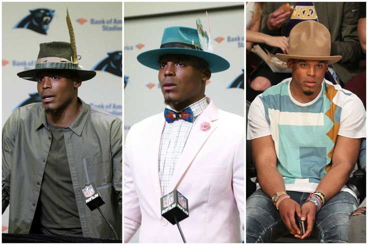 I make Cam Newton a brand new hat every week: Cam Newton — the NFL's such a lot… #Fashion_News #I_make_Cam_Newton_a_new_hat_every_week