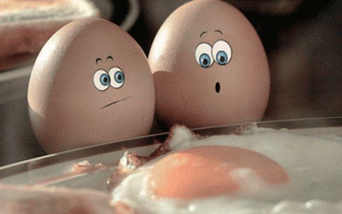 Rántotta, buggyantott tojás és omlett...mikróban