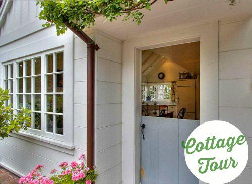 English Country Style Cottage in Carmel | hookedonhouses.net