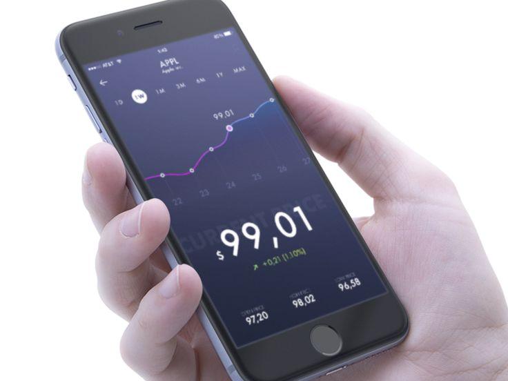Stock App  by Lukáš Oslzla