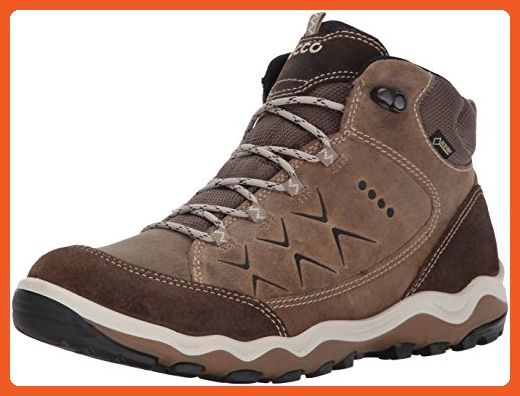 ECCO Women's Ulterra High Gore-Tex Hiking Boot, Birch/Navajo Brown, 42 EU / 11-11.5 US - Boots for women (*Amazon Partner-Link)
