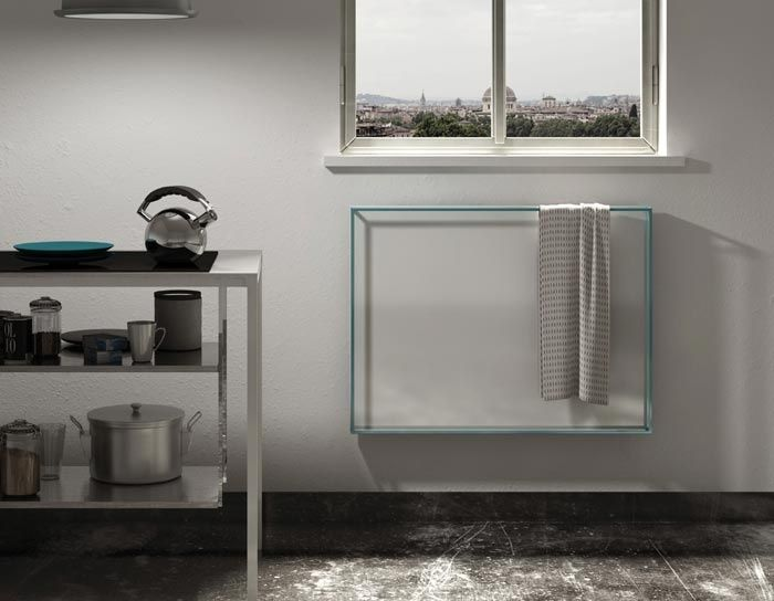 Buy Online Light By Scirocco H, Steel Towel Warmer Design Marco Fumagalli,  Design Collection