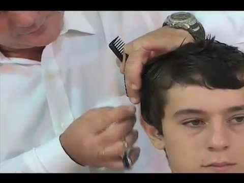 curso de corte de caberlos masculino.