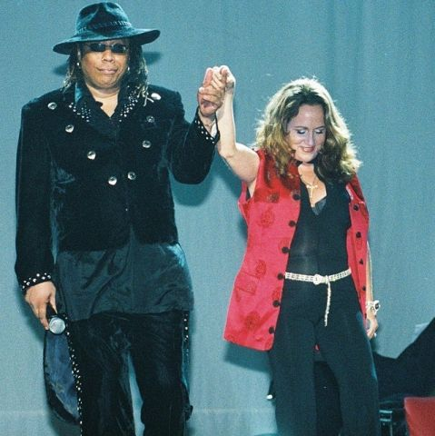"""Fire and Desire"" Rick James and Teena Marie RIP"