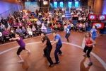Brett Hoebel's 5-minute flat belly workout featured on last weeks Dr. Oz show.  I'm going to add this into my routine!