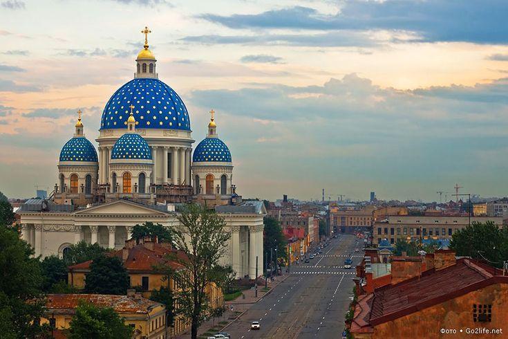 Санкт-Петерsбург